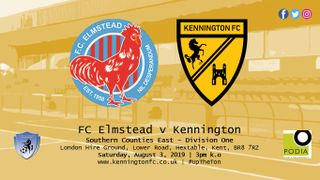 UP NEXT: FC Elmstead (a), SCEFL Division One