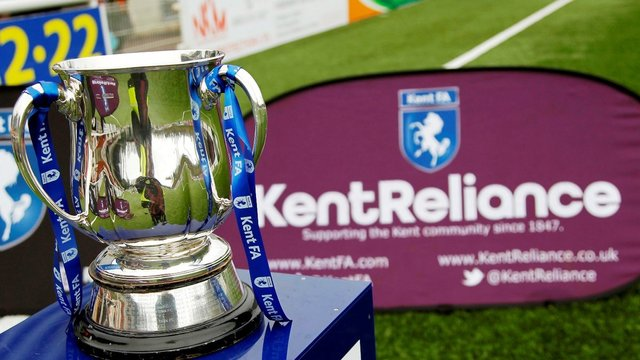 KENT SENIOR TROPHY | KICK-OFF TIME