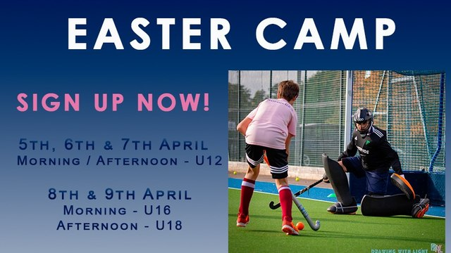 Brombecks Easter Hockey Camps