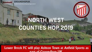 GROUNDHOP UK COMES TO TOWN