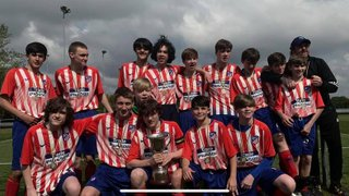 UNDER 14s BRING WHAT THEY PROMISED TO THE CLUB