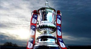 FA CUP DRAW LANDS FROM WEMBLEY