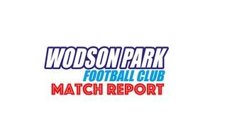 Wodson Park FC 1st Vs Langford FC