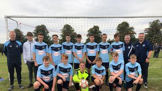 Under 15 through to Divisional Cup Final