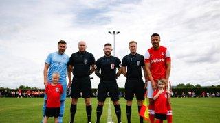 REPORT | Parkgate 0-7 Rotherham United