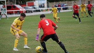 Bridport FC - FA Cup Qualifier - Tivvy win 0-1 (Levi Landricombe's 100th Goal for Tivvy