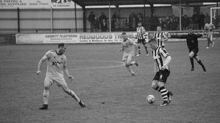 Dorchester Town FC - FA Cup 2nd Qualifying Round - Home - 2-0