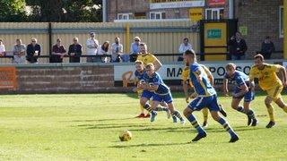Basingstoke - Home - 29th September 2018 Score - 4-1 Tivvy goals from Levi Landricombe, Michael Landricombe, Tom Bath and Jordan Rogers