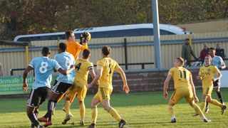Hendon FC - home - 17th November 2018 score 0-0