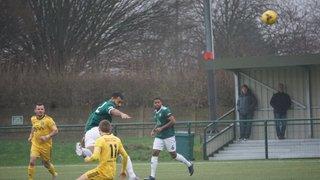 Hendon - Away - 19th January 2019 2-2 Tivvy goals from Levi Landricombe & Tom Bath