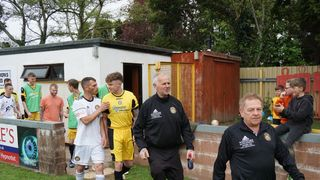 Tivvy Fans V Tiverton Town Ability Counts - Sunday 28th April 2019