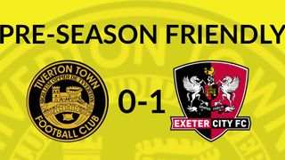 Tiverton Town 0-1 Exeter City