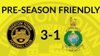Tiverton Town 3-1 Royal Marines FA