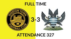 Tiverton Town 3-3 Salisbury