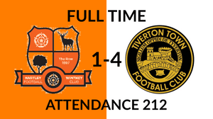 Hartley Wintney 1-4 Tiverton Town