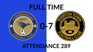 Farnborough 0-7 Tiverton Town