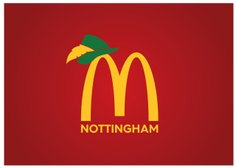 McDonalds Nottingham and Long Eaton United  FC Ladies team join forces again