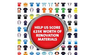 We Need Your Vote To Win £25,000!
