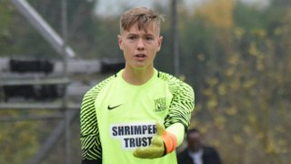 Bishop brought in from Southend United as cover