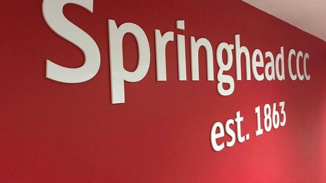 Join Springhead Cricket Club