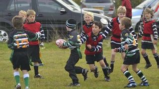 Under 8`s Chinnor v High Wycombe