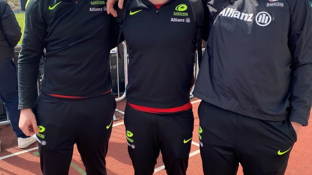 Chiltern Representation in Saracens U18s