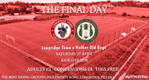 Match Preview: Longridge Town v Holker Old Boys