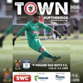 Programme Preview: Holker Old Boys