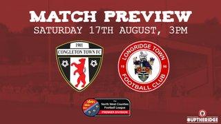 Match Preview: Congleton Town v Longridge Town