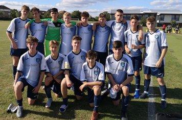 U16 Lions White