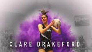 Announcing Clare Drakeford to Support Pre-Season Masterclass!