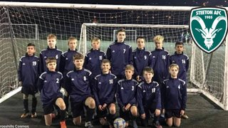 Cosmos Join Steeton as New U15s Squad