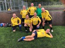 Abingdon Walking Football Tournament 29/8/18 - Report