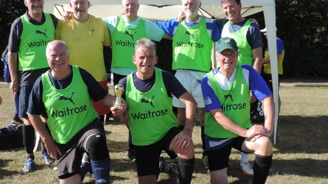 Rotherfield Walking Football Tournament - 15th September