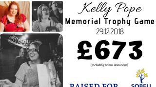 Kelly Pope Memorial Trophy Game