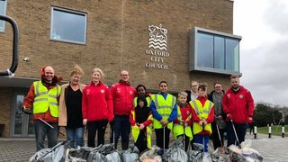 Rose Hill spring clean 03.03.2019