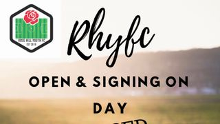 Open & Signing on day 27.07.2019