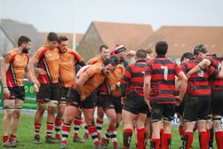 Cullompton vs Lydney Match Report