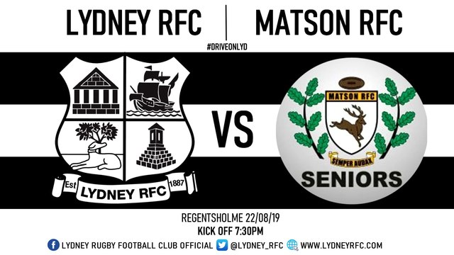 Lydney vs Matson (Trail Game)