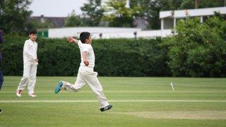 u11s v Winchmore Hill Cricket Club