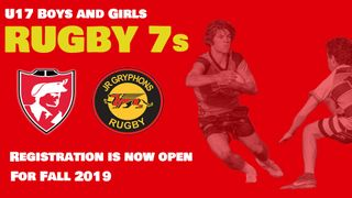 Register to Play Rugby Sevens in Fall '19!