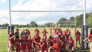 Redcoats Sr. Women OWL Cup Champions