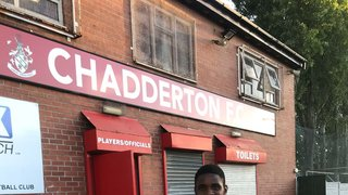 Signing | Chadderton Swoop To Sign Latics Youngster Umba