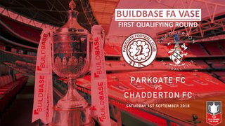 FA Vase | Chadderton drawn away to Parkgate