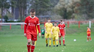 CHADDERTON FC VS AFC LIVERPOOL: MATCH REPORT