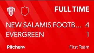 Match Day 20 Result :