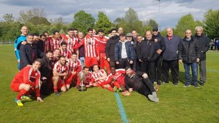 Match Day 40 : THE REDS WIN THE AUBREY CUP FINAL