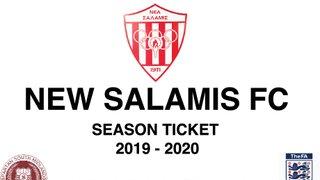 Season Tickets & Club Memberships