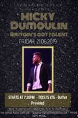 An evening with Micky Dumoulin