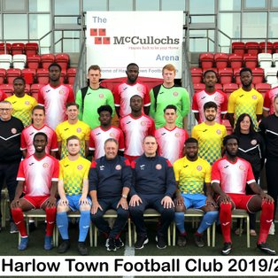 Harlow see off Waltham Abbey in New Year's Day derby